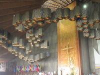 メキシコ� ★テオティワカン★★★★★グアダルーペは褐色のマリア様と褐色の信者様★