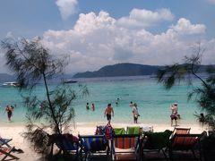子連れでのプーケット(象乗り・コーラル島)とバンコク