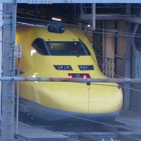 新幹線車両基地と成田空港周辺〜千葉県へドライブ