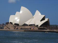 オーストラリア2日目:シドニーオペラハウスでカルメン観賞
