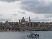 予定外の初旅行は自由行動日が1日あって大満足♪だって私は歩きたい! マルタ旅�