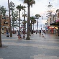 オーストラリア5日目:シドニーの街歩きとマンリー