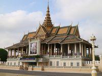 カンボジア プノンペン2 国立博物館、王宮など