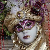 2018 春を告げるイタリア2大カーニバルを見学 (4) Mask & Costume