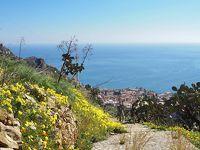 ナポリからシチリア個人旅行【6】タオルミーナ