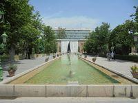 イラン訪問記 『現代の大都会・首都テヘラン』 到着からゴレスターン宮殿まで