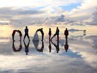 念願のウユニ塩湖の絶景は天国だった