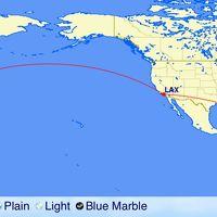 3連休にバースデイ休暇付けてカリブ海の国々へ(4)マイアミ・LA経由でひたすら帰国