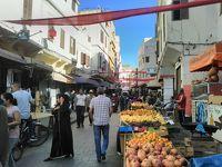 弾丸モロッコ1711  「10時間のトランジットで街に出てみました。」   〜カサブランカ〜