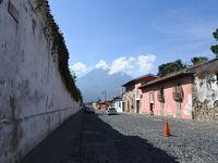 1週間ちょいの中米旅行*グアテマラ・アンティグア