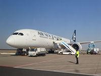 ニュージーランド航空 上海浦東〜オークランド ビジネスクラス搭乗記