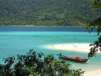 エアアジアで台湾からリペ島まで4泊5日 一人総費用6万円