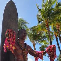 2018年雨季のハワイ 1日目  JALビジネスクラスでいざハワイへ〜ホテルはアロヒラニリゾートワイキキビーチ〜ビルズでパンケーキランチ〜ルースズクリスステーキでディナー