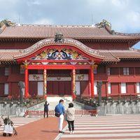 沖縄旅行 1(首里城公園とその周辺)