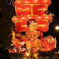 2018長崎ランタンフェスティバル、ランタンと夜の長崎散歩。