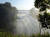 ヴィクトリアの滝〜ブラワヨ(ジンバブエ) 2018.6.22