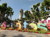 2018 シンガポール マリーナベイサンズに泊まる旅≪3日目〜4日目帰国≫
