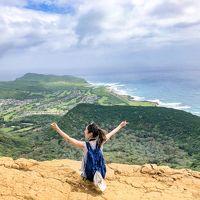 初めてのハワイ!欲張って山も登ってきました!part2