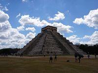 マヤ文明のピラミッドが見たくてwww メキシコに行ったらリゾートだった(笑) その1