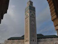 47年ぶりのモロッコ < 夢のカサブランカ >