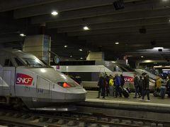 【列車で紡ぐヨーロッパ周遊】(04-1)TGV1等車に乗車し、トゥールーズへ