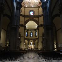 花の大聖堂のお参り。フィレンツェに来てお参りは必須です。
