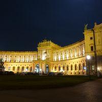 '17晩秋のチェコ・オーストリア ひとり旅 �ウィーン 夜の街歩き編