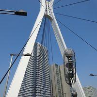 東京メトロより道さんぽ 中央大橋から月島へ