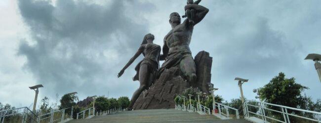 弾丸セネガル1711  「西アフリカの果て...