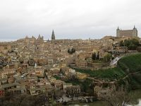 2回目のスペイン。ひとり旅〈トレド編:雨だけどトレド旧市街をてくてく歩く。〉