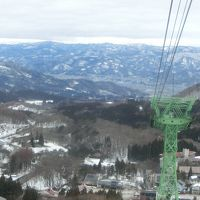 山形へ その2  蔵王温泉スキー場で春スキー 全山アイスバーンの巻