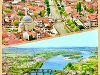 コソボのプリズレン→アルバニアのシュコドラ