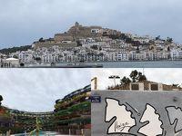 バルセロナからシーズンオフのイビサ島へ、本当のイビサの姿がありました。(その1)