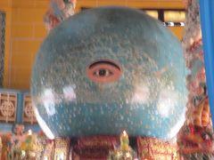 タイ・イサーンと南部ベトナムの旅(15)         ホーチミンシティーに泊まりカイダイ教を見学。