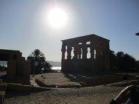 Temple of Philae (Isis ) �(フィラエ島(イシス) 2017年12月26日 � )