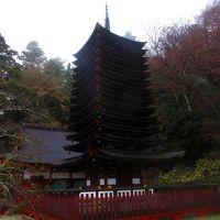 世界唯一、木造十三重の塔がある 談山神社