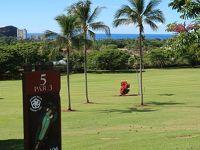 1年間の旅の疲れを癒しにハワイへ 2泊4日—�