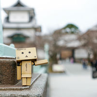 ふらりと行く、金沢一人旅