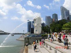 シンガポールフリー旅(3/5 ボートキー/チャイナタウン)