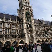 München 5泊7日の1人旅【München街歩き編】