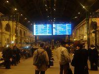 列車で巡るプラハ・ウイーン・ブダペストとアムステルダム訪問 KLMオランダ航空利用 4国際特急列車レイルジェットとブダペスト観光