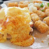 【東京-大阪-ホノルル】 LCCでハワイひとり旅 朝食とダイヤモンドヘッドの部