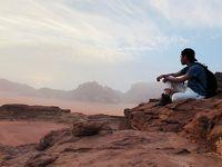 カタコト英語でのヨルダン一人旅 2日目 マダバ・ネボ山・死海