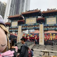 旧正月を楽しむ香港4日間(澳門半日付き)の旅