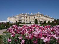 春のポーランド・リトアニア・ラトビア三国巡り その16 華麗なるルンダーレ宮殿