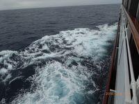 念願の南極行き 4日目 ドレーク海峡