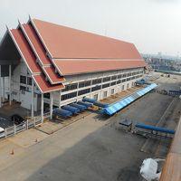 チャイナエアーラインビジネスで行くシンガポール港からクイーンズメリー2号での船旅、タイ・パタヤ寄港(5)