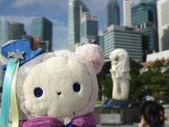 深夜便利用★母と2人で初シンガポール旅行