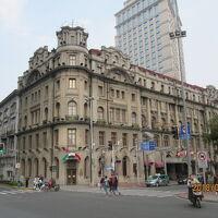 上海の浦江飯店・2017年12月閉店