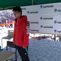 2018年シーズン最後のスキーは八方&2日目は善光寺へ〜オリンピック・モーグル銅メダリストの原大智選手にも会えたよ